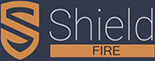 logotype Shield Fire